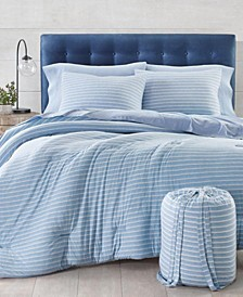 Stripe Jersey Comforters
