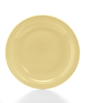 "9"" Ivory Luncheon Plate"