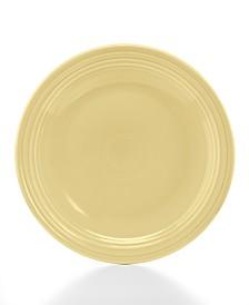 "Fiesta Ivory 10.5"" Dinner Plate"