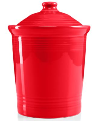 Scarlet Small Canister