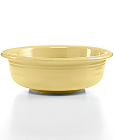 Fiesta Ivory 1 Quart Large Serving Bowl