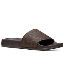 Gilmore Signature Logo Slide Sandals