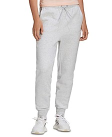 Women's Stacked-Logo Fleece Pants
