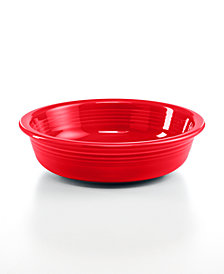 Fiesta 19-oz. Scarlet Medium Bowl