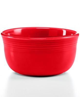 Scarlet 28-oz. Gusto Bowl