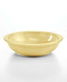 Fiesta Ivory Individual Pasta Bowl
