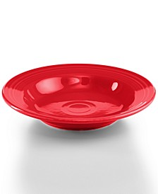 Scarlet 13.25 oz. Rim Soup Bowl