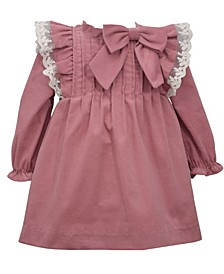 Baby Girls Corduroy Dress Baby Girl