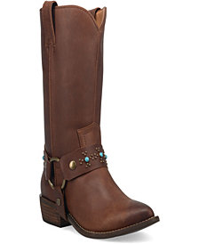 Dingo Women's Appaloosa Leather Boot