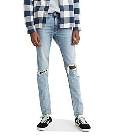Men's Skinny Taper Jeans
