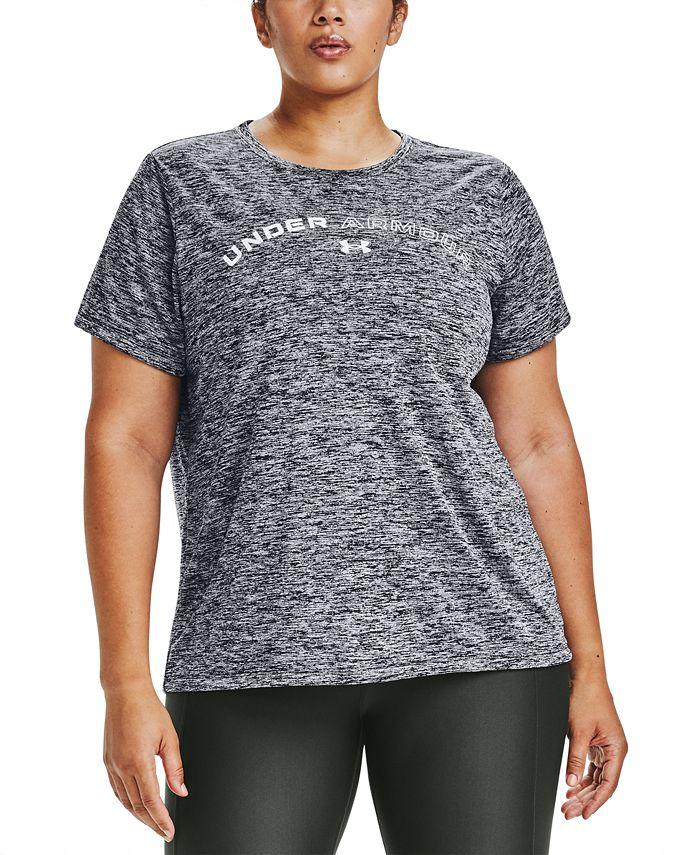 Under Armour - Tech Twist Graphic T-Shirt