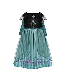 Frozen Toddler Girls Fantasy Gown