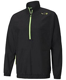 Men's First Mile Xtreme Woven Half-Zip Jacket