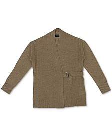 Cashmere D-Ring Cardigan, Created for Macy's