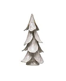 """15.5"""" Handmade Stoneware Tree"""