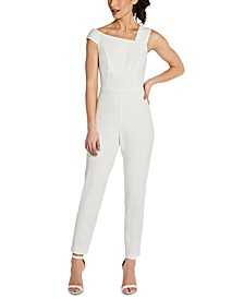 Slim-Leg Jumpsuit