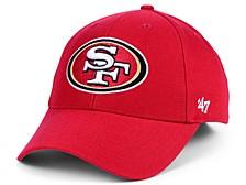 San Francisco 49ers Kids Team Color MVP Cap