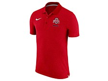 Men's Ohio State Buckeyes Knit Heathered Polo