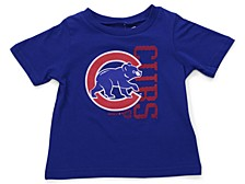 Chicago Cubs Infant Baby Mascot T-Shirt