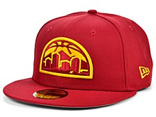 Denver Nuggets Teamout Pop 59 FIFTY-FITTED Cap