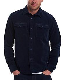 Men's Corduroy Overshirt