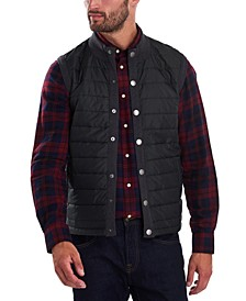 Men's Essential Quilted Gilet