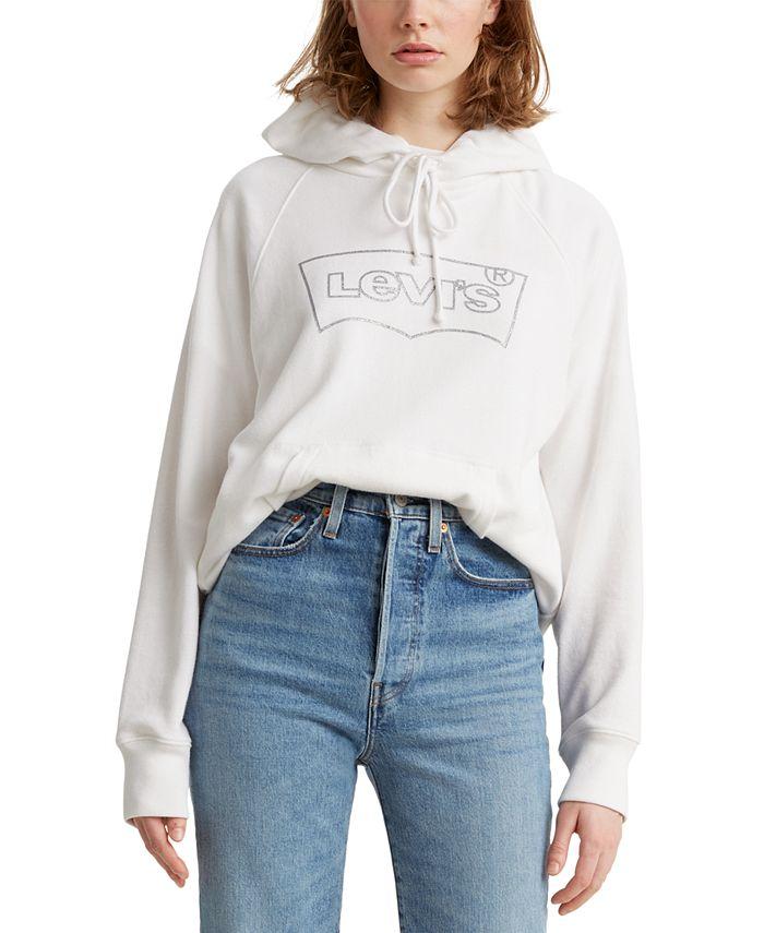 Levi's - Fleece Graphic Print Hoodie