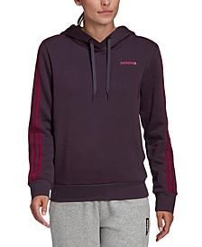 Women's Essentials 3-Stripe Hoodie