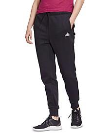 Women's Stacked-Logo Sweatpants