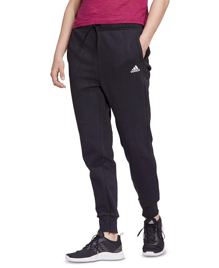 adidas - Stacked-Logo Sweatpants