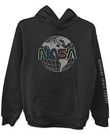 Juniors' Cotton NASA Hoodie