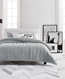 Le Comfy 3 Piece Comforter Set, Full/Queen