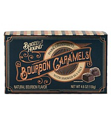 Dark Chocolate Enrobed Caramels