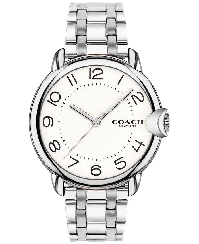 COACH - Women's Arden Stainless Steel Bracelet Watch 36nn