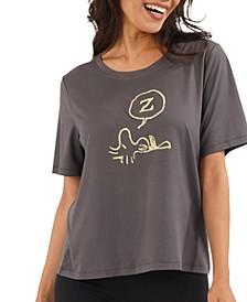 Vintage Woodstock Z Pajama Top