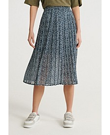 Women's Summer Pleated Skirt