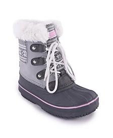 Toddler Girls Winter Boot
