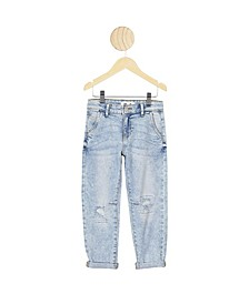 Toddler Boys Street Jeans
