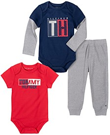 Baby Boys Bodysuits Pant Set