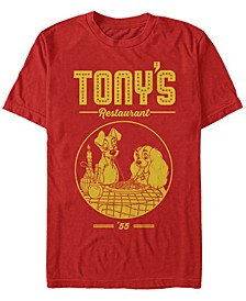 Men's Tony's Restaurant Short Sleeve T-Shirt