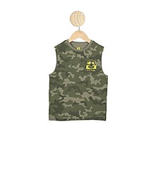 Toddler Boys Otis Muscle Tank