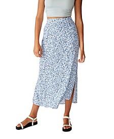90s Slip Skirt