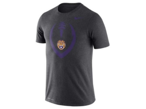 Nike Lsu Tigers Men's Legend Icon T-Shirt