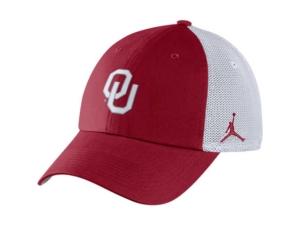 Jordan Oklahoma Sooners Heritage 86 Trucker Cap