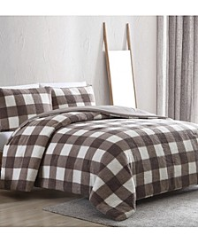 Ashton 3pc King Comforter Set