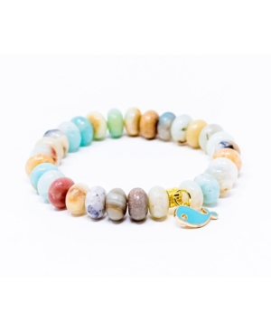 Whale Hello There Gemstone Give Back Bracelet