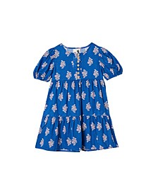 Big Girls Meredith Short Sleeve Dress