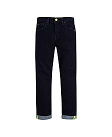 Big Boys 512 Slim Taper Fit Play Jeans