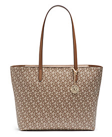 DKNY Bryant Logo Tote, Created for Macy's