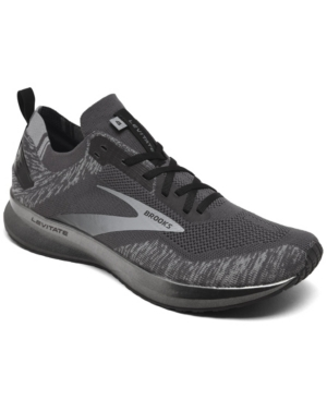 Brooks MEN'S LEVITATE 4 RUNNING SNEAKERS FROM FINISH LINE